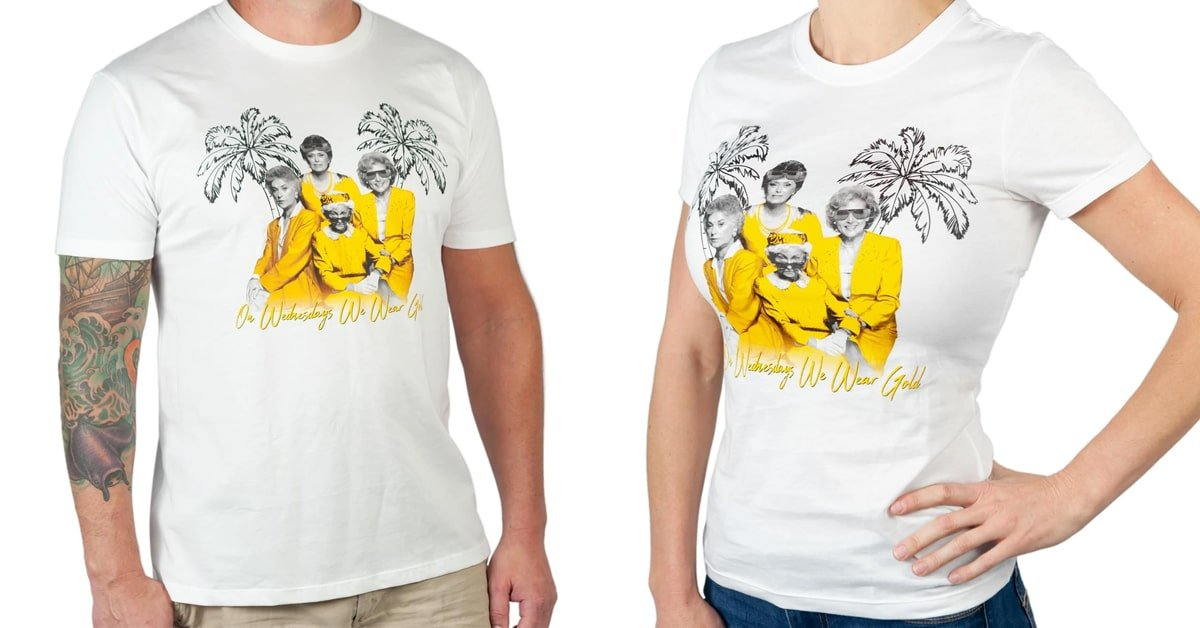 The Golden Girls t-shirt summer collection is off the charts 18