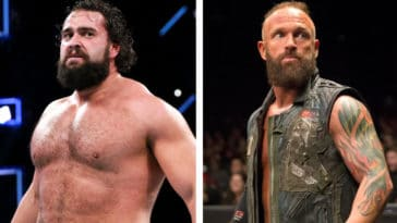 WWE releases over 30 wrestlers including Rusev, Eric Young, and Kurt Angle 13