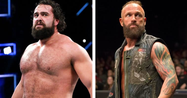 WWE releases over 30 wrestlers including Rusev, Eric Young, and Kurt Angle 12