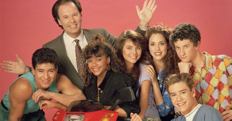 Saved by the Bell reboot is still on schedule for a 2020 release on Peacock 13