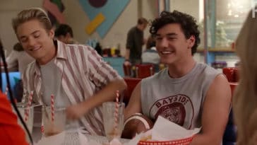 Saved by the Bell reboot teaser trailer introduces new faces at Bayside High 16