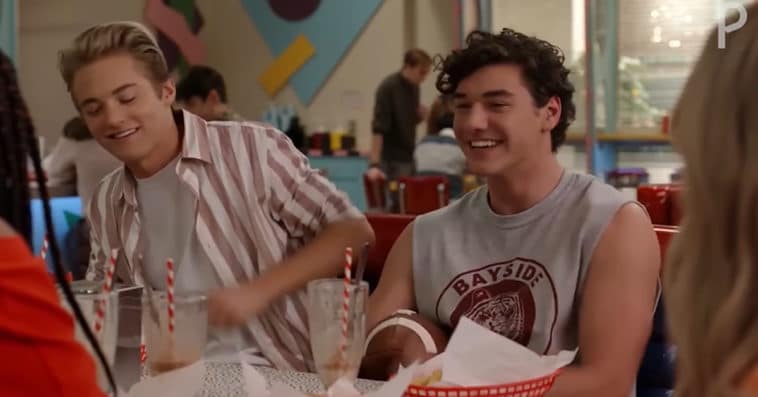 Saved by the Bell reboot teaser trailer introduces new faces at Bayside High 13