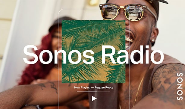 Sonos launches its own Radio streaming service and it's absolutely free 13