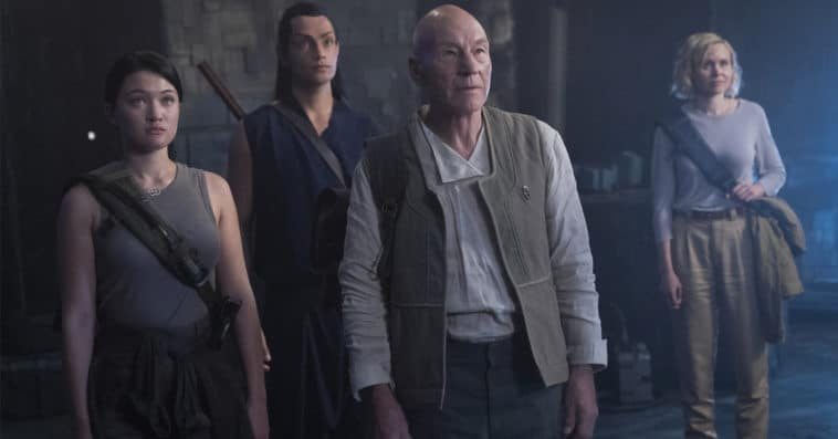 Will Star Trek: Picard feature a pandemic-themed plot in Season 2? 9