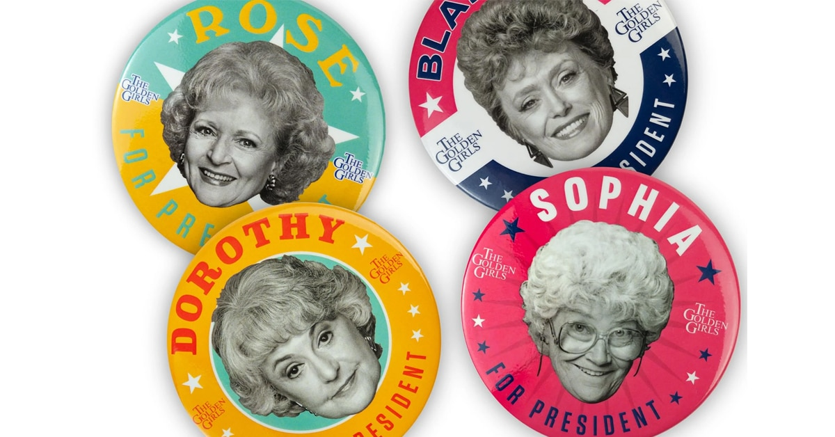The Golden Girls t-shirt summer collection is off the charts 20