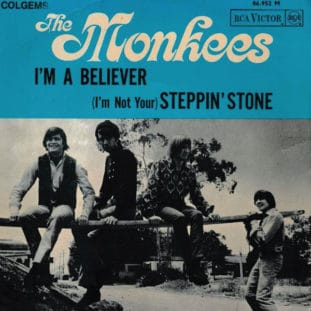 I'm a Believer by the Monkees 21