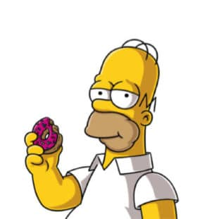 Homer Simpson 18