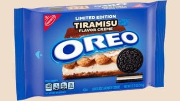 Tiramisu Oreos are finally here and they're divine 21