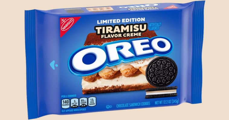 Tiramisu Oreos are finally here and they're divine 11