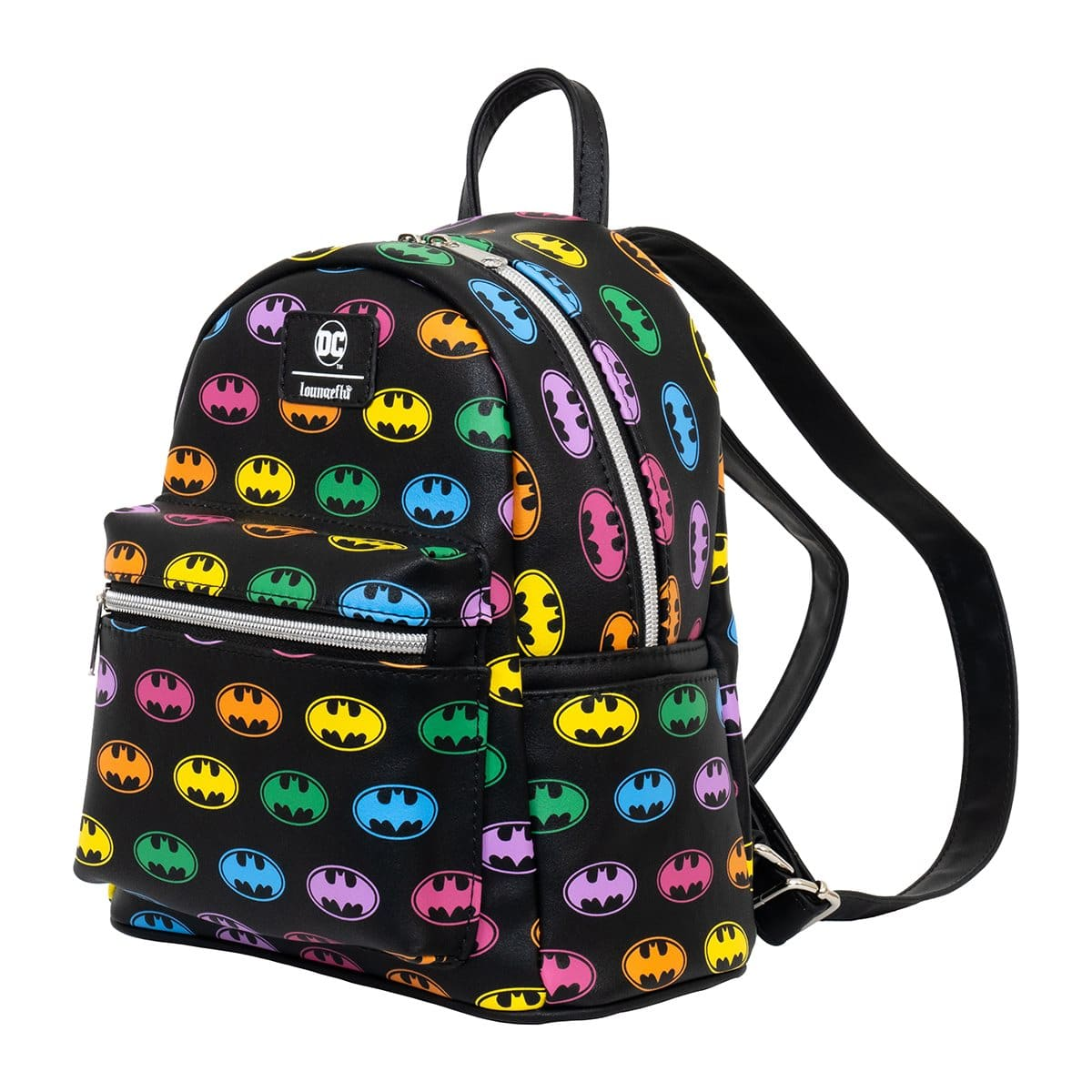 Funko's Rainbow Batman backpack and enamel pins are now available for pre-order 15