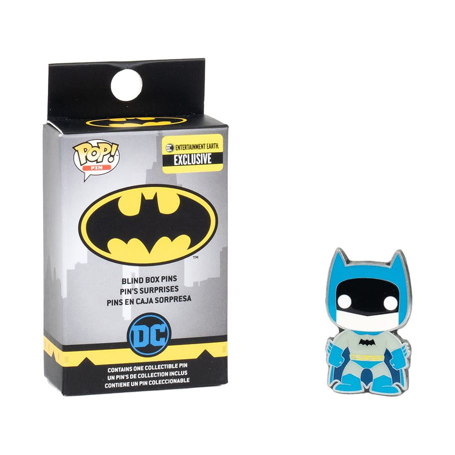 Funko's Rainbow Batman backpack and enamel pins are now available for pre-order 16