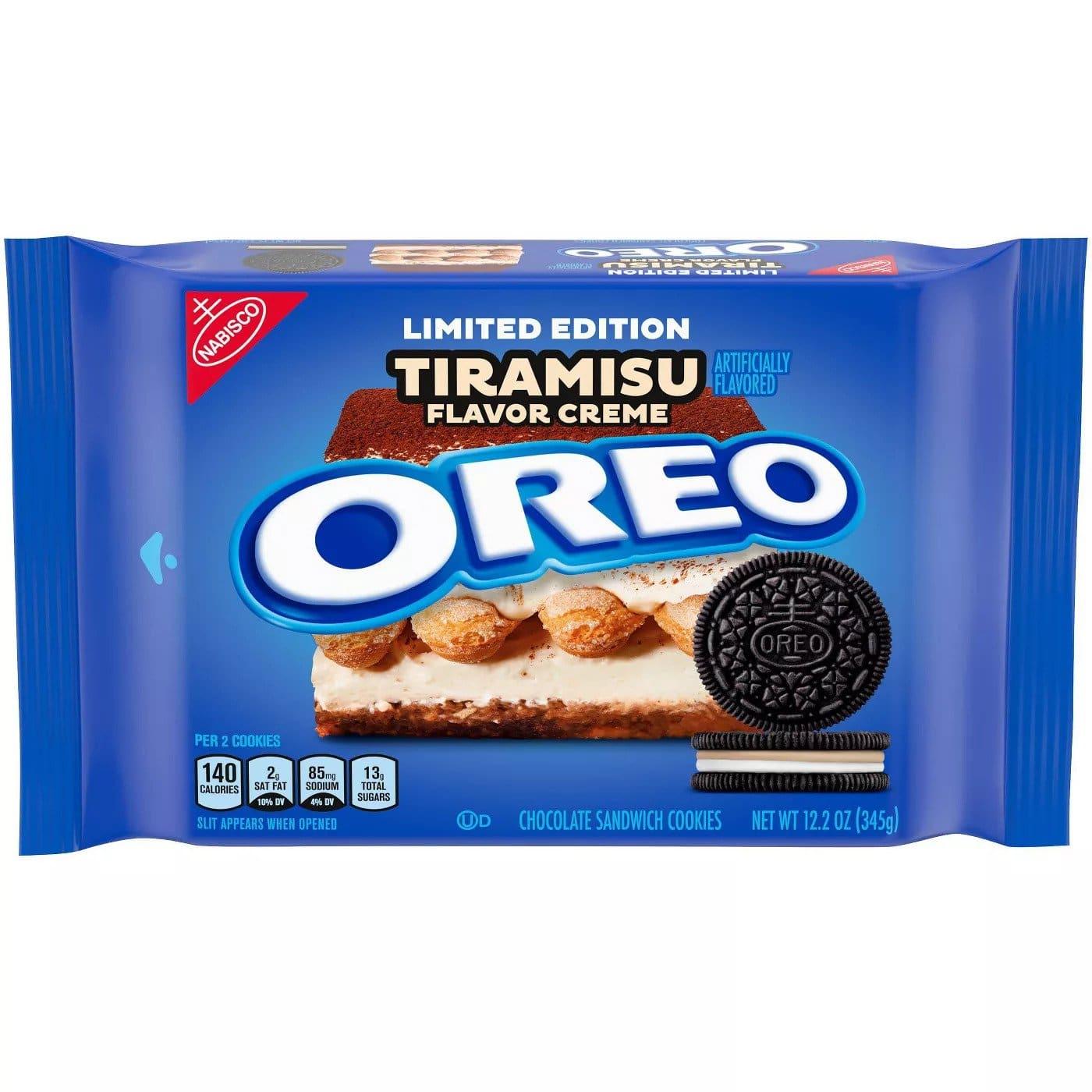 Tiramisu Oreos are finally here and they're divine 12