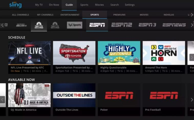 How to get Sling TV for free 12