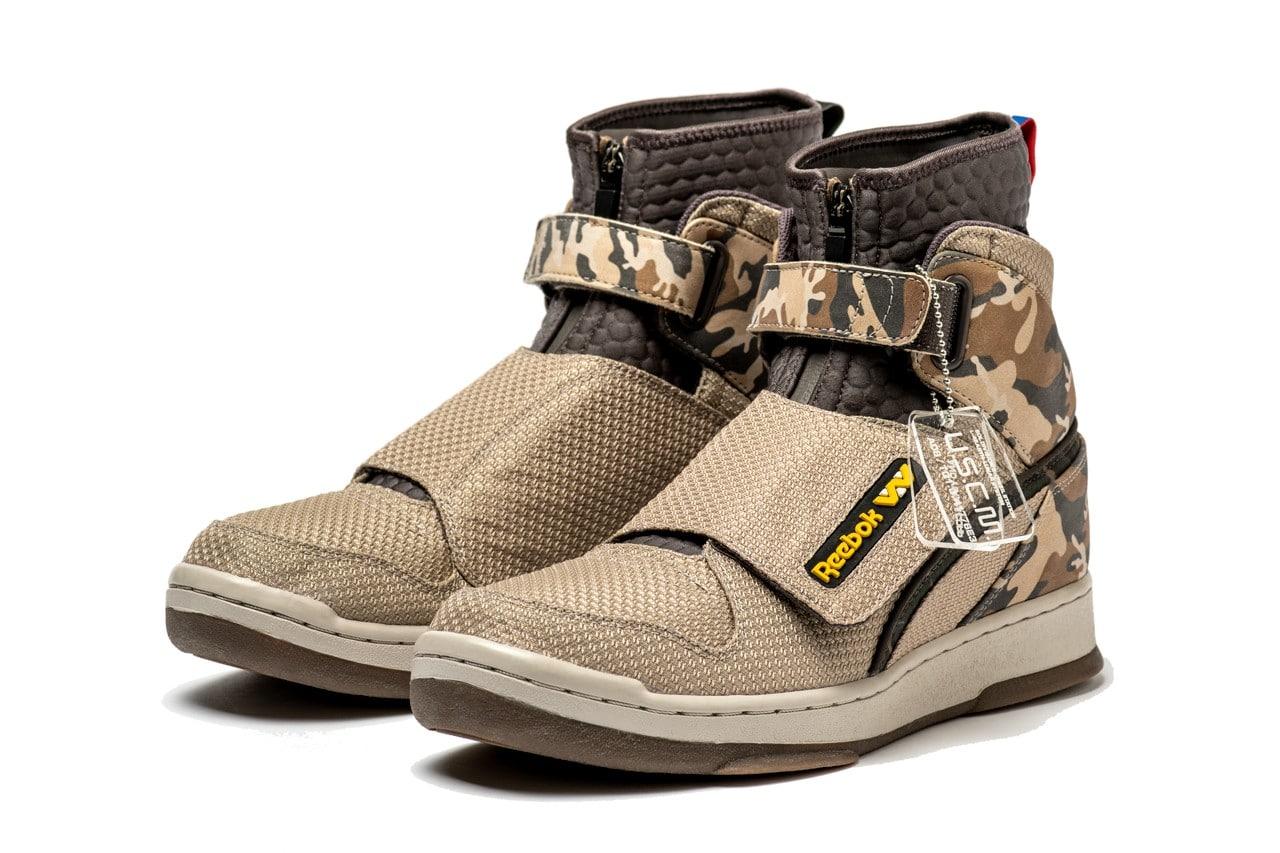 Reebok Alien U.S.C.M. Bug Stomper shoes will launch on Alien Day 2020 14