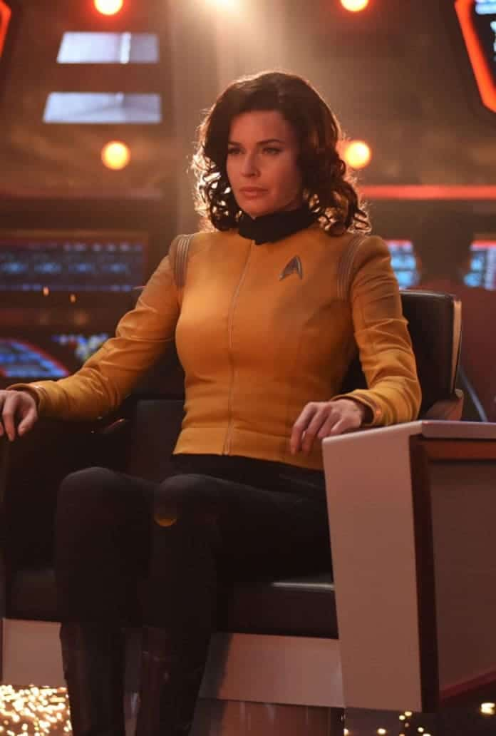 Star Trek 4 is reportedly eyeing Jennifer Lawrence to play a classic character 14