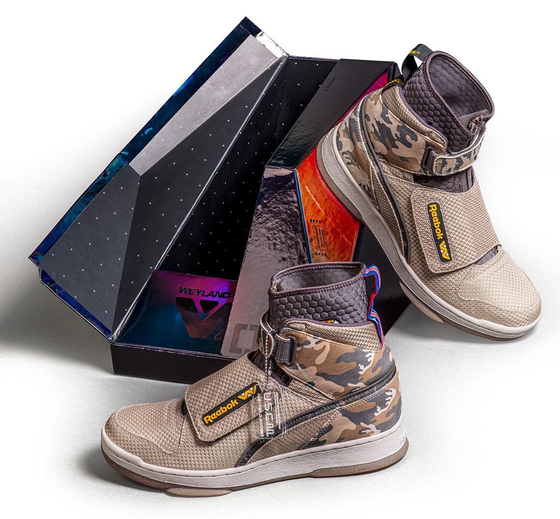 Reebok Alien U.S.C.M. Bug Stomper shoes will launch on Alien Day 2020 22