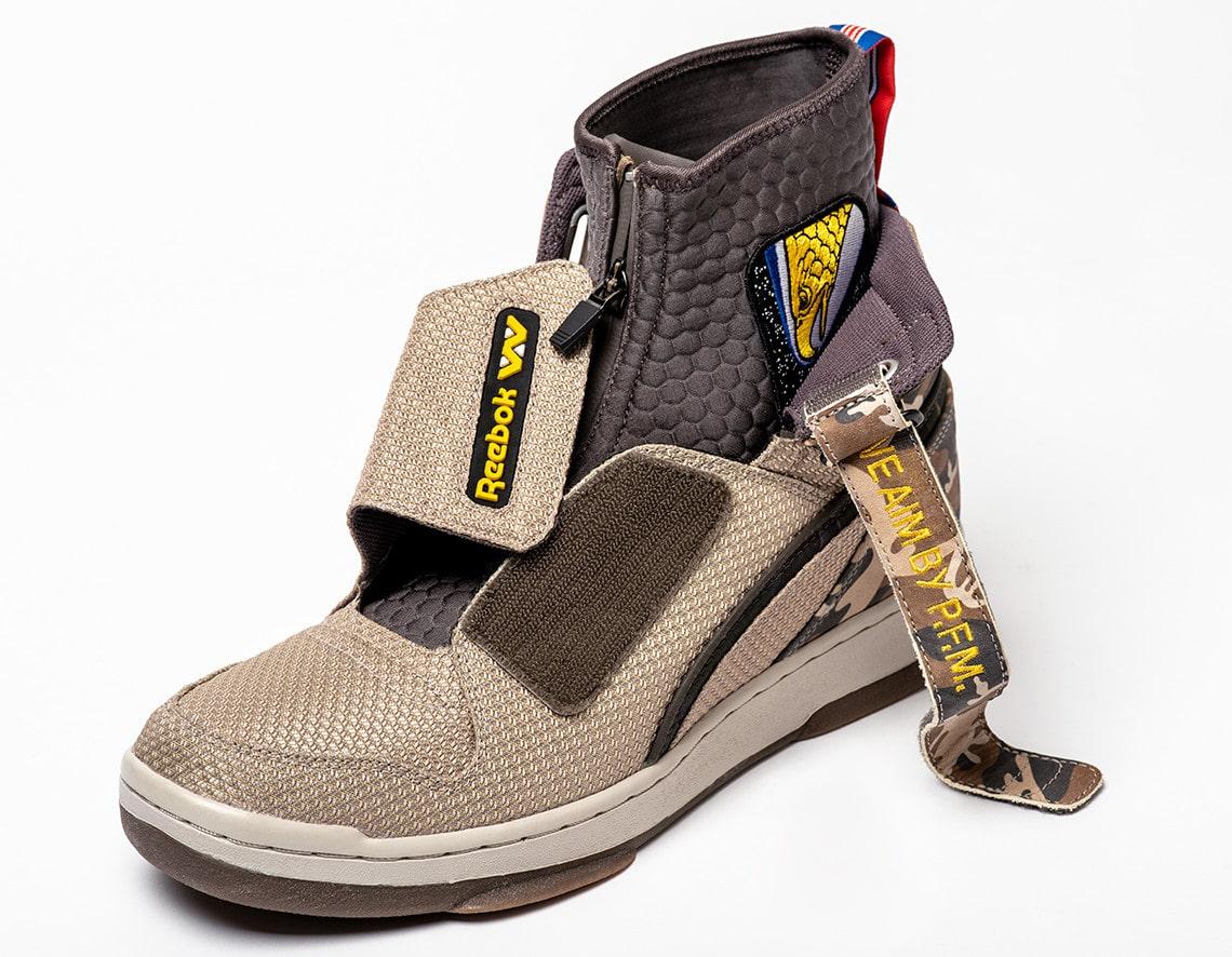 Reebok Alien U.S.C.M. Bug Stomper shoes will launch on Alien Day 2020 18