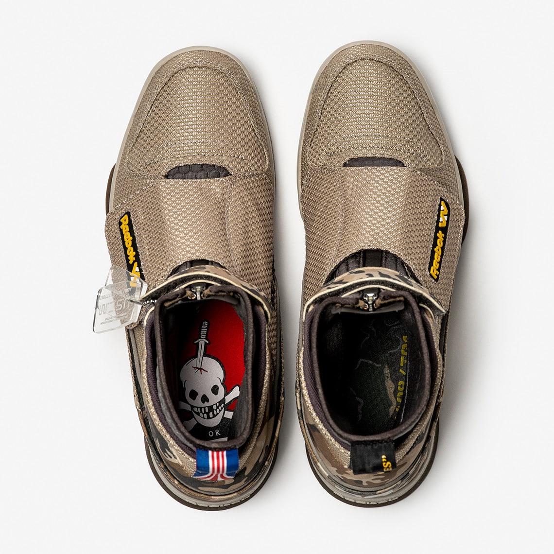 Reebok Alien U.S.C.M. Bug Stomper shoes will launch on Alien Day 2020 19