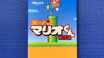 Super Mario manga is finally going to be available in English 14
