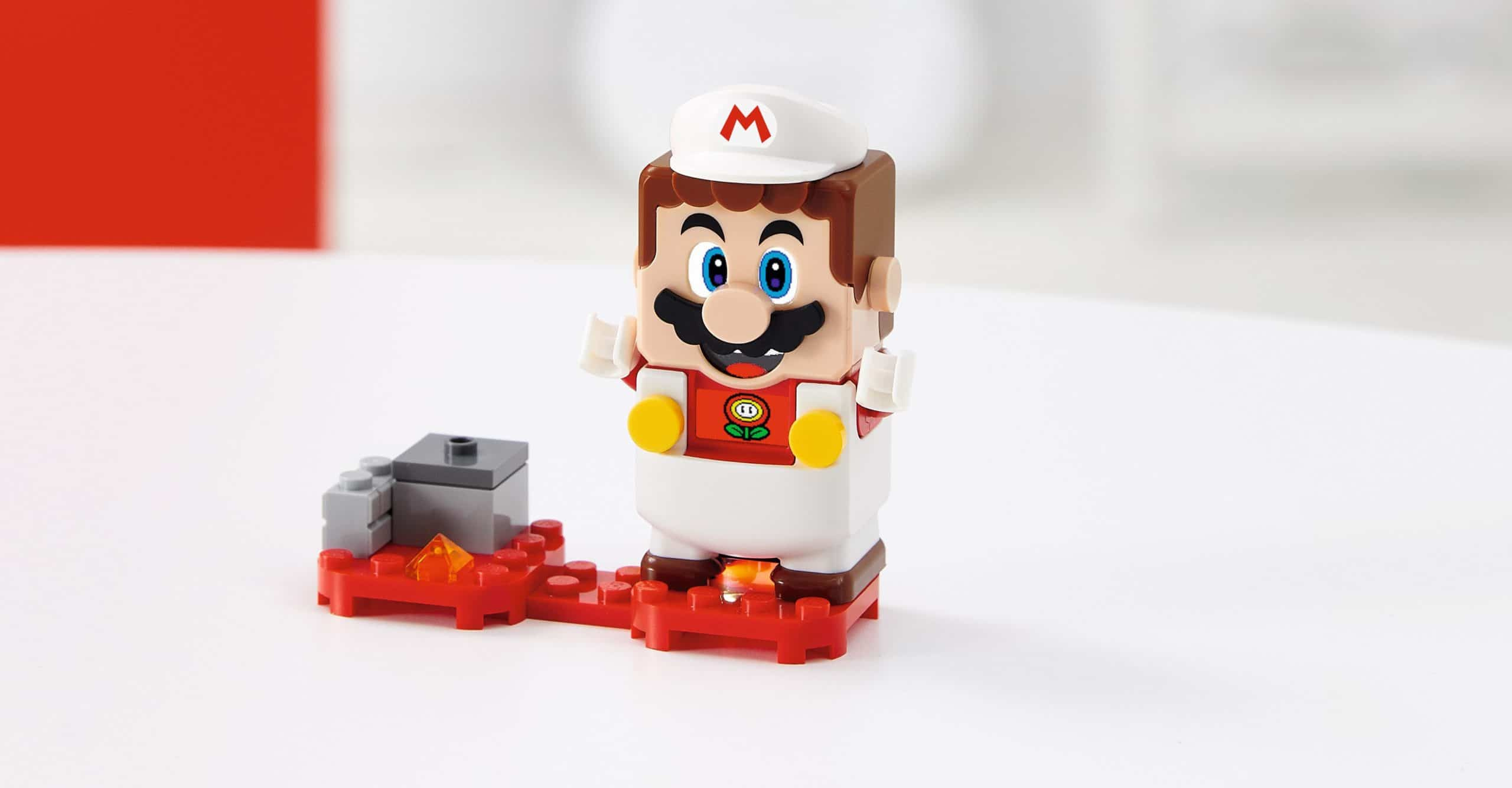LEGO Super Mario Power-Up Packs let you dress up Mario in different outfits 15