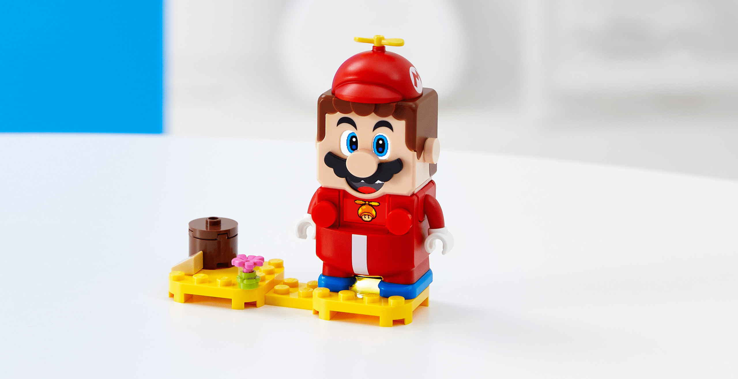 LEGO Super Mario Power-Up Packs let you dress up Mario in different outfits 16
