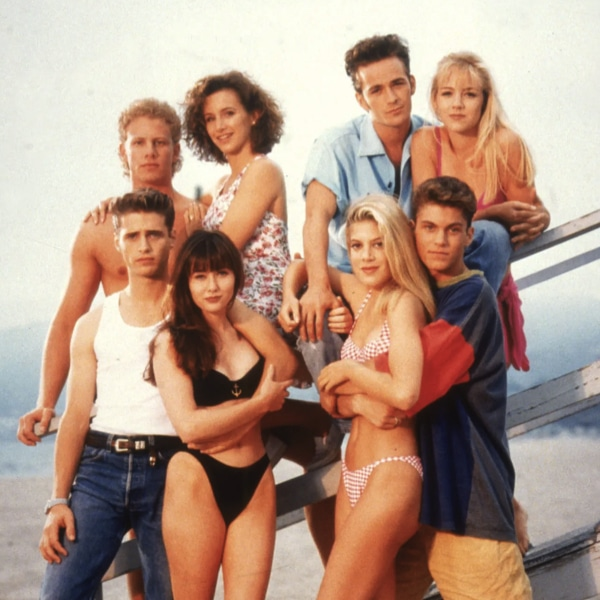 "Who played the role of Shannon Doherty's brother on ""Beverly Hills 90210""? 23"