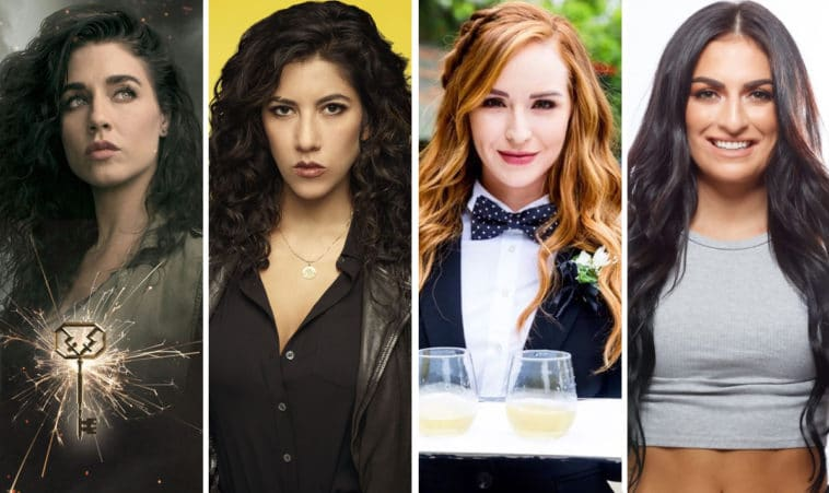 These are the actresses vying to replace Ruby Rose as the next Batwoman 12