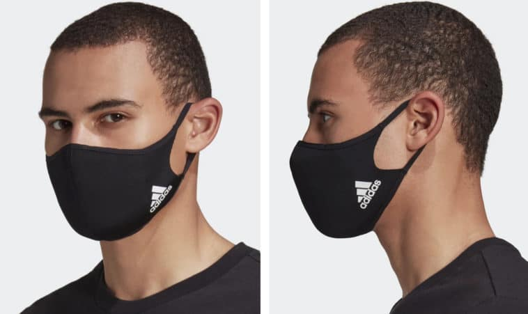 Adidas face masks are back in stock after selling out 13