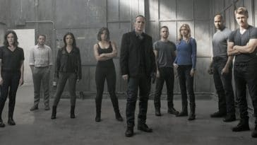 Will there be an Agents of SHIELD spinoff? 21