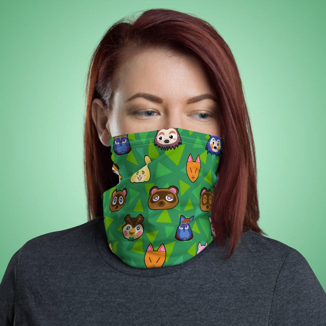 These Animal Crossing face masks aren't just for villagers 17