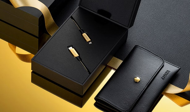 Anker's 24K gold-plated lightning to USB-C cable is Bad and Boujee 16