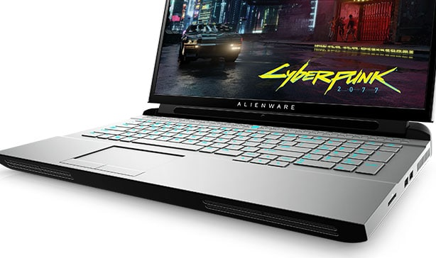 Revamped Alienware Area-51m R2 laptop has a 300Hz display 13