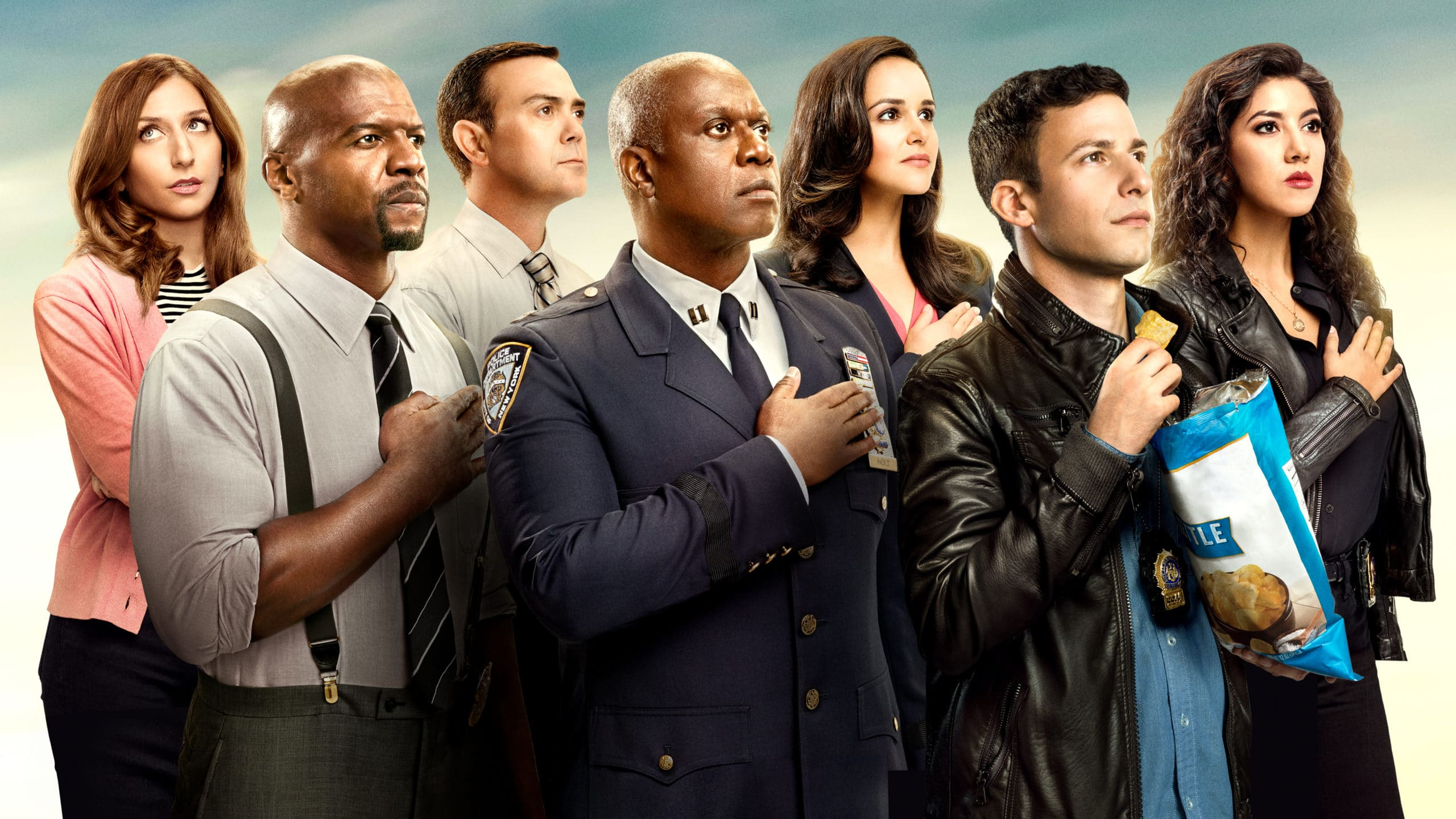 How many seasons does Brooklyn Nine-Nine have? 34