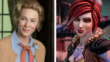 Cate Blanchett to star in Borderlands movie as Lilith 13