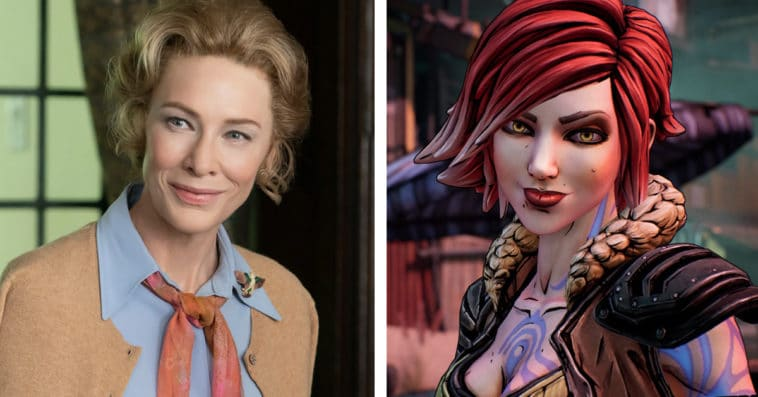 Cate Blanchett to star in Borderlands movie as Lilith 11