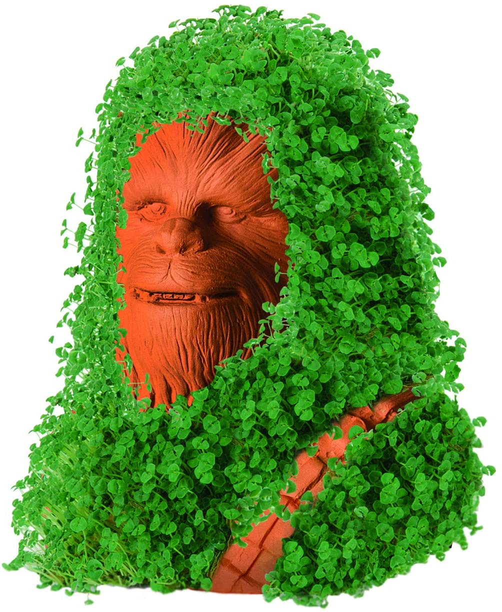 Baby Yoda is now a Chia Pet 18