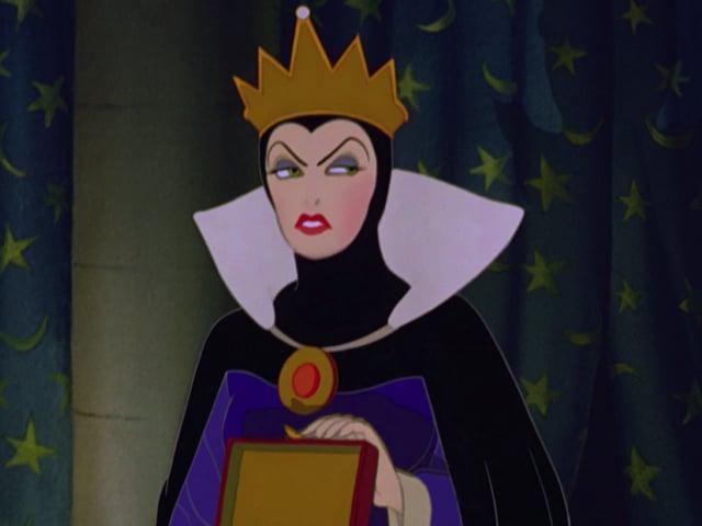 #17 Queen Grimhilde (Snow White) 92