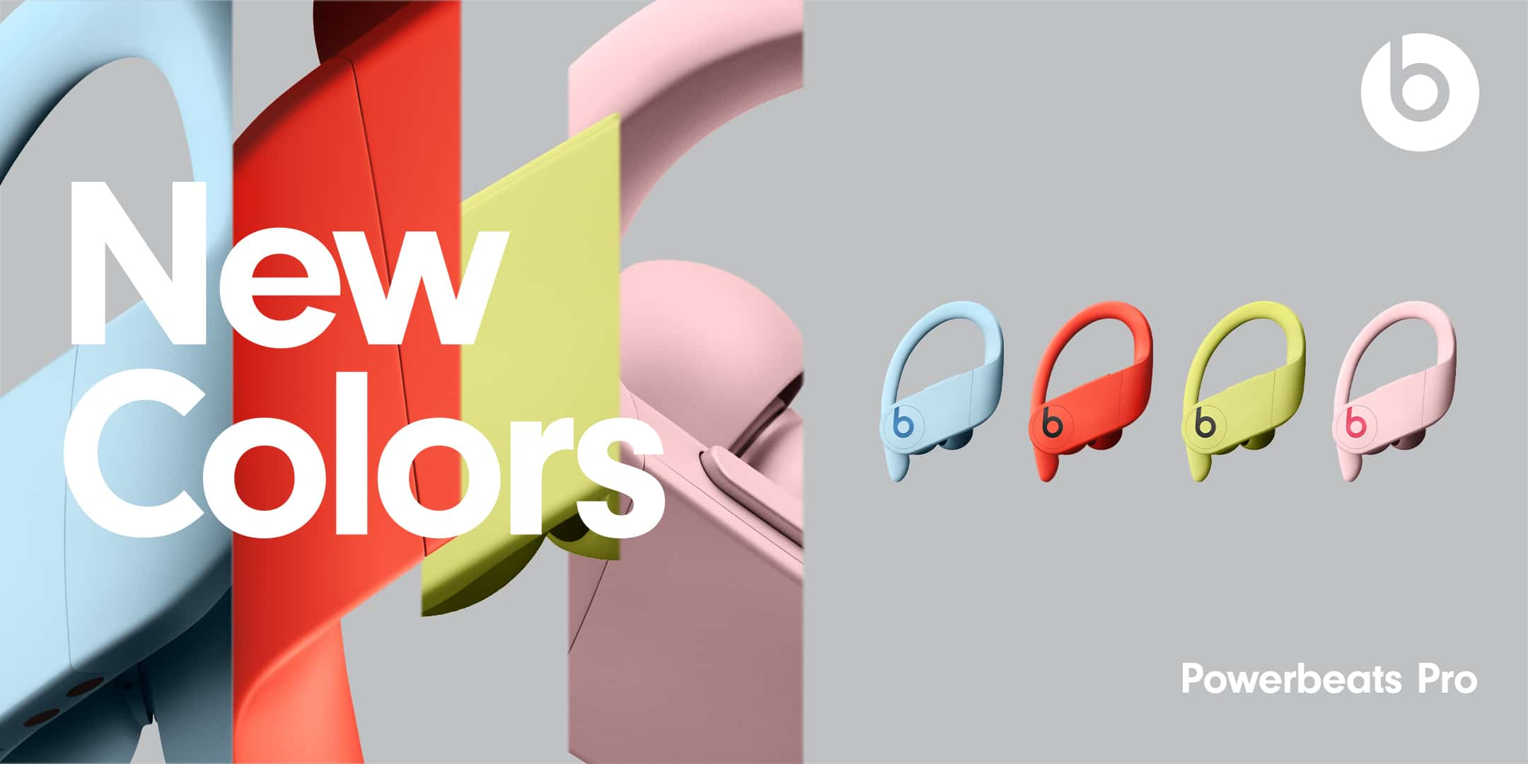 Powerbeats Pro is now available in 4 new, bright colors 14