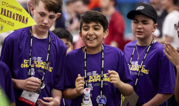 FIRST LEGO League opens registration for next season 21