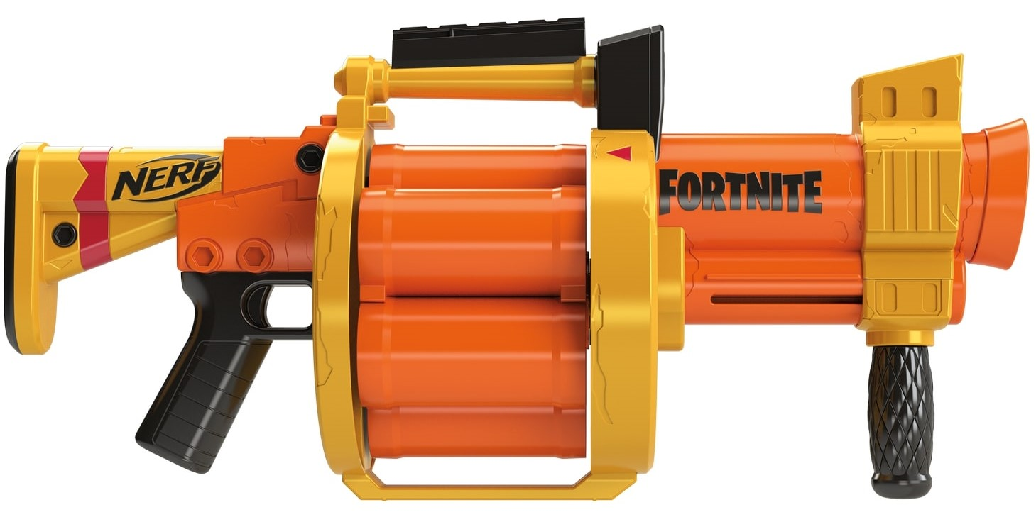 Nerf's 2020 Fortnite blasters are now available to purchase 25