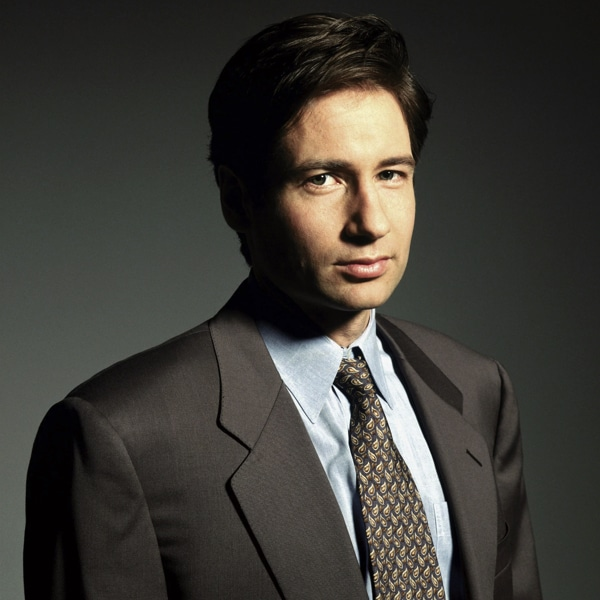What is Fox Mulder's nickname in The X-Files? 20