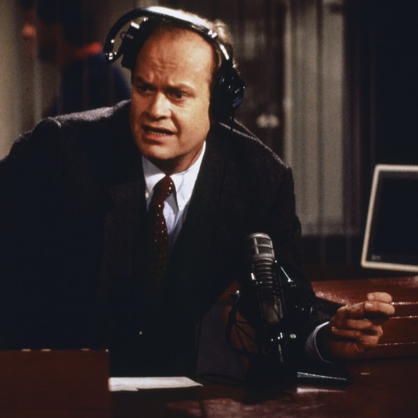 What is Frasier Crane's psychiatry radio talk show called? 21