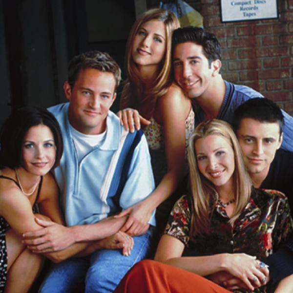 How many seasons does Friends have? 50