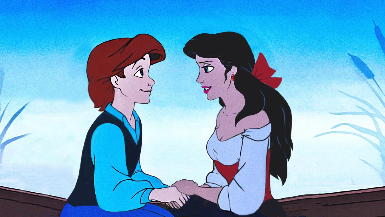Disney characters reimagined as the opposite gender 19