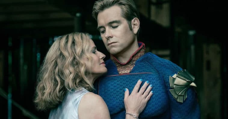 The Boys marks Mother's Day with a disturbing video of Homelander and Madelyn Stillwell 12