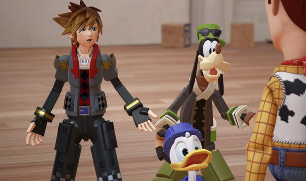 Kingdom Hearts is getting its own TV series on Disney+ 12