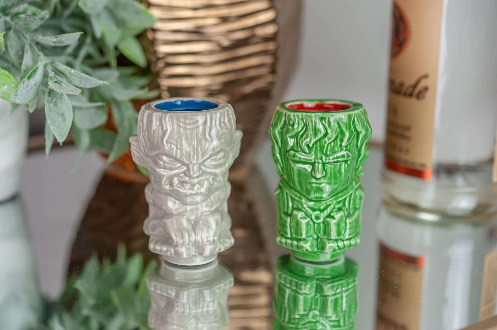 Lord of the Rings Geeki Tikis collection includes Gandalf, Frodo and Gollum mugs 19