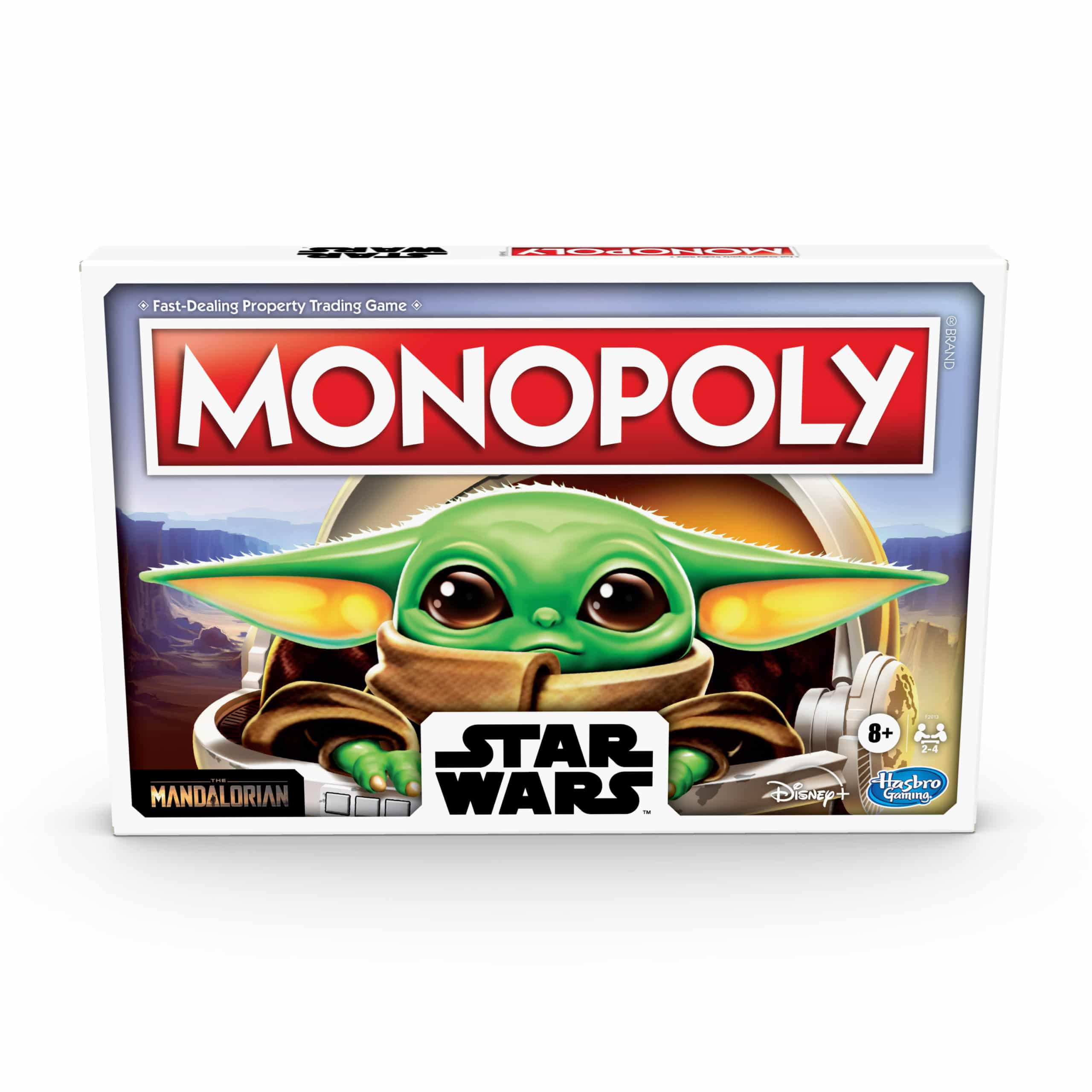 Baby Yoda gets their own Monopoly edition 14