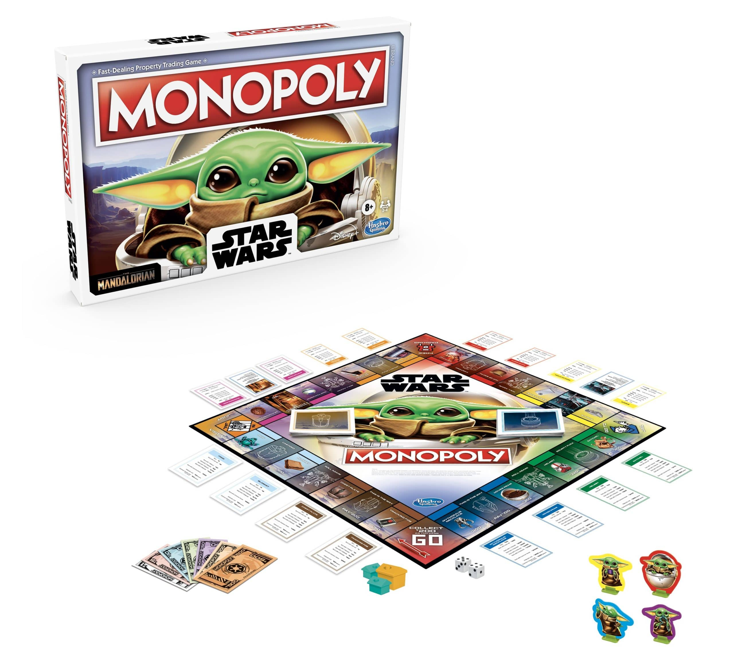Baby Yoda gets their own Monopoly edition 13