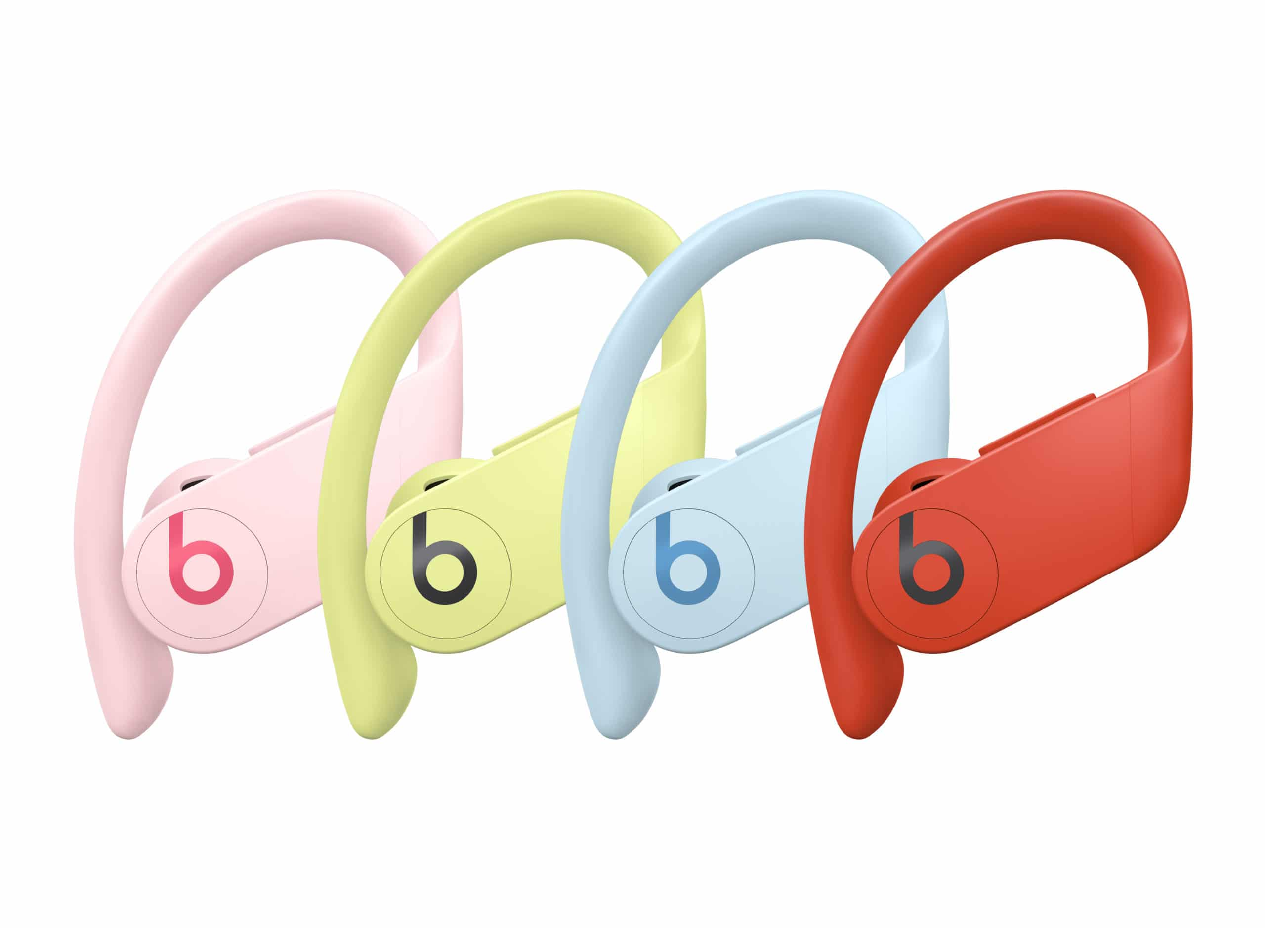 Powerbeats Pro is now available in 4 new, bright colors 13